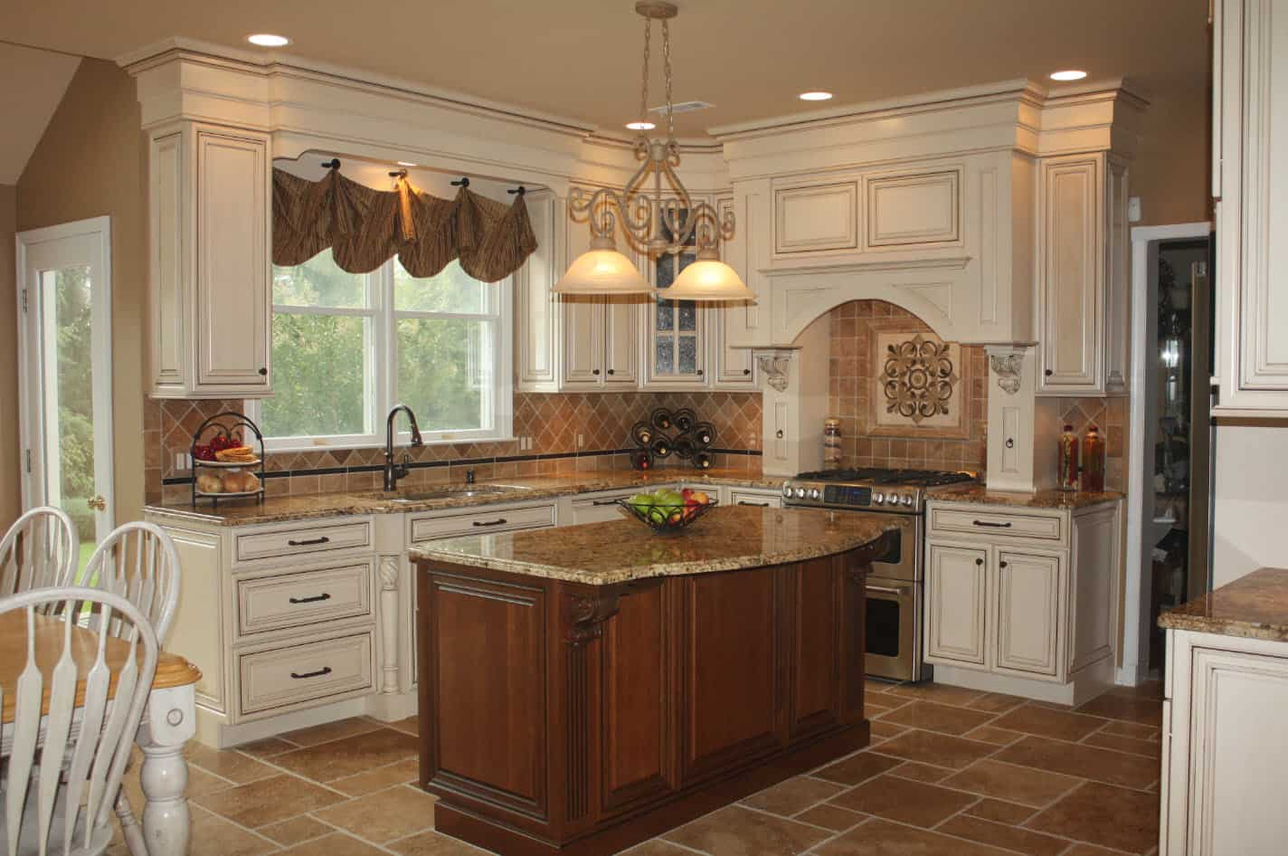Remodeled Kitchen Pictures Sycamore Kitchens & More Of Newtown Pa Receives Remodeling