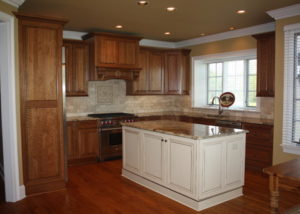 Delicious kitchen by Sycamore Kitchens & More