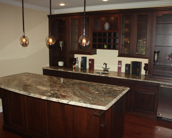 Buck's Bar by Sycamore Kitchens & More