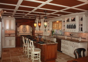 Tuscany Inspired Kitchen Remodel by Sycamore Kitchens