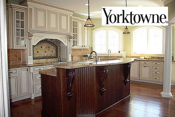 Sycamore Kitchens is one of the largest exclusive dealers of Yorktowne Cabinetry.