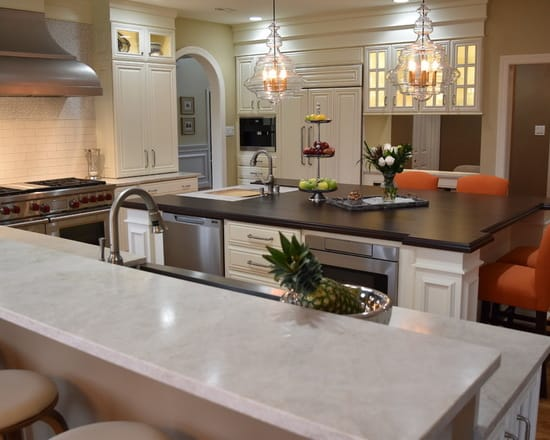 Magnificent Main Line Kitchen by Sycamore Kitchens & More