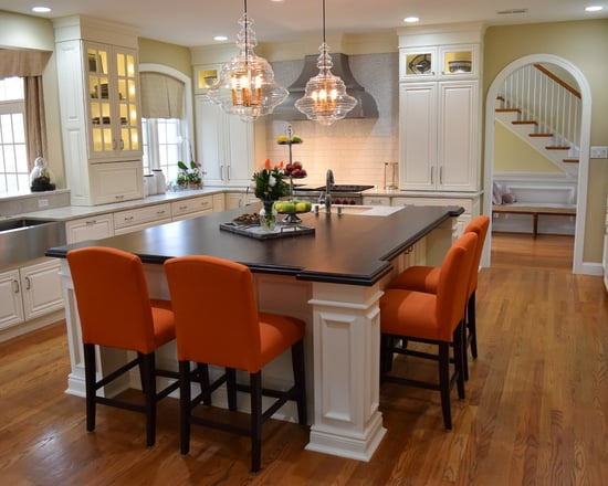 Magnificent Main Line Kitchen | Sycamore Kitchens & More