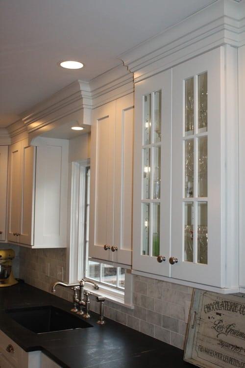 Inviting Classic Kitchen Remodel